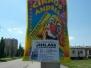 2013-06-17 - Cirkus Andres (plakáty a příjezd) - Jihlava
