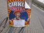 2015-10-22 - Cirkus Astra (plakáty) - Polná