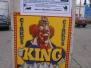 2016-03-11 - Cirkus Bob Navarro King (plakáty) - Jihlava