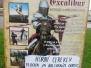 2017-09-23 - Rytířský turnaj Excalibur (plakáty) - Horní Cerekev
